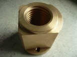 lift nut, load nut for ISTOBAL 40x5 Lift