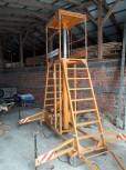 Kuli Elektrohydraulische Arbeitsbühne Hubbühne Hebebühne