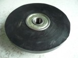Chain guide roller, chain guide for Romeico Atlantic / Türfrei / Nordmeer lift (complete with bearing)