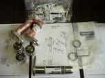 Bolzen Buchsenkit Dichtung Ringe Set Yanmar SV17 Minibagger ADB01700