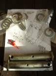 Bolt Set Pins Rings Yanmar SV 15 SV15-2 SV16 SV17 EX SV18 Mini Excavator ADD01000