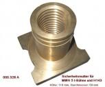 Sicherheitsmutter für MWH Consul Hebebühne Typ H 143 / H 143 S (5 Tonnen)