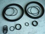 Sealing kit, seal O-ring, Blitz lift, hydraulic ram, underfloor lift