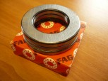 Thrust Bearing Spindle Bearing Axial Deep Groove Ball Bearing FAG Zippo 6318NUET001