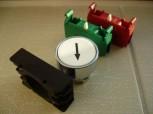 Drucktaster Schalter Druckknopf für Romeico H225 H226 H227 H230 H231 H232 Hebebühne