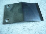sheet metal, plate for lifting nut zippo lift Type 1111 1401 1411 / 4 tons lift