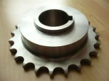 chain sprocket wheel for Slift CW 2.30, Slift Classic Typ 255 D and Werther W255-W300 lifts