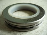 axial deep groove ball thrust bearing for Hofmann Duolift GS GE GT GT 2500 GTE 2500, ME MSE 5000, MT/MTE 2500 / BT BTE