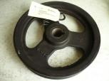 v-belt pulley, toothed pulley, belt disc (254mm diameter) for Romeico H224 / FOG 449 / SUN lifting platform