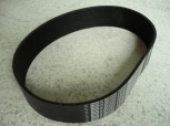 ribbed v-belt, flat belt, v-belt for Nussbaum lift type SE 250 / SL 2.50