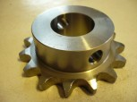 chain sprocket wheel for Zippo ZO 2/3T71 models (for 5/8 inch roller chain, metal hub)