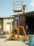 Kuli AB 6 Electrohydraulic Platform Lifting platform Lift work platform