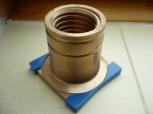 Lifting nut load nut for Hofmann Duolift Type MTE 3000 (new design)