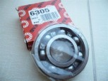 Deep groove ball bearings, radial bearings, Roller bearings (open) 6305 FAG Germany