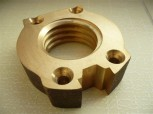 Safety nut for Romeico Atlantic / Nordmeer / Türfrei / Type TC KC to Factory no. 20000 / Type 2.5 tons 3.0 tons from Factory no. 20000