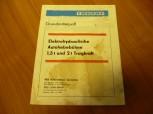 Bedienungsanleitung für Takraf DDR Elektrohydraulische Autohebebühnen 1,5t und 2t Lunzenau VEB Kombinat Maschinenbau