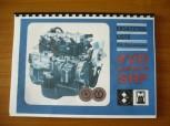 Ersatzteilliste IFA Dieselmotor 4VD 8,8/8,5-2 SRF Gabelstapler DFG 2002/3N-W
