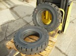 Wheel Tires Takraf forklift trucks VTA DFG 3202