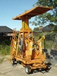 MBB Electrohydraulic Platform Lift work platform