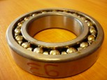 Aligning ball bearings for Longus Car Lift Type C 350/35-2M (upper spindle bearing)