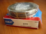 axial deep groove ball thrust bearing SKF 51111 Germany