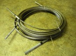 original control cable, safety cable 11,45 meter for Nußbaum SPL 3500 Lift