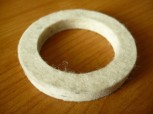 oil felt felt ring for nussbaum SEL 2.25 2.32 ATL 2.25 - Car lift - smart lift