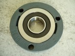 flange bearing for upper spindle bearing for Slift lift type Typ CO 2.30 E3 / CO 2.35 E3 (1x radial insert ball bearing + bearing flange or four-point contact ball bearings)