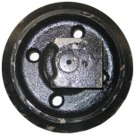 Umlenkrolle Leitrad Spannrad Kubota KX41 Minibagger 6972821340