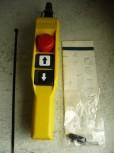 Telemecanique XAC A2113 Hängetaster Steuerflasche Handsteuerung Kransteuerung