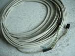 Originales 10m Kabel für Potentiometer MWH Consul Hebebühne (Anschlusskabel + Stecker und 3x Kabelschuhverbindungen)