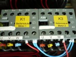 opener ABB contactor, air contactor, relay for zippo lift type 1730 1731 1735