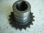 1/2 inch chain sprocket wheel, drive wheel for Hofmann Duolift Type GT 280 GS 250/300/320 GSE 300/320