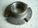 lock nut, safety nut nut for Hofmann Type GTE 2500 Duolift 2500 GT/GTE BT/BTE, MT/MTE 2500, MSE 5000