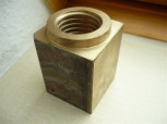 lift nut, load nut for Zippo lift type 1226 / 1226.1 (trapezoidal thread 40mmx5mm)