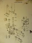 Bolzen Buchsen Dichtung Set Yanmar SV17 Minibagger ADA01600