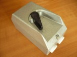 main switch, motor protection switch MS500/10 EAW VEB DDR E. 10-16A