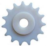 Kettenrad für Romeico H225 H226 H227 H230 H231 H232 Hebebühne (Kunststoff mit 15 Zähnen)