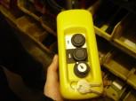 Steuerflasche Hängetaster Handsteuerung für Romeico Hebebühne Typ Atlantic Türfrei Nordmeer TC/KC