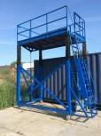 Euram truck maintenance platform work platform lifting platform lift lift building lift